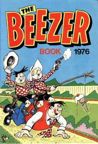 Cover Thumbnail for The Beezer Book (D.C. Thomson, 1958 series) #1976