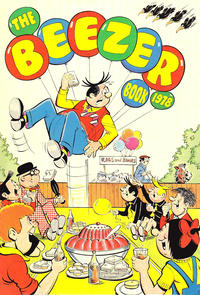 Cover Thumbnail for The Beezer Book (D.C. Thomson, 1958 series) #1978