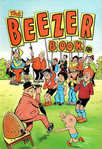 Cover Thumbnail for The Beezer Book (D.C. Thomson, 1958 series) #1984