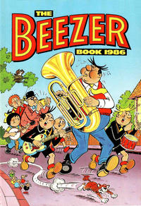 Cover Thumbnail for The Beezer Book (D.C. Thomson, 1958 series) #1986
