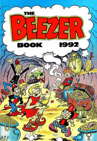 Cover Thumbnail for The Beezer Book (D.C. Thomson, 1958 series) #1992