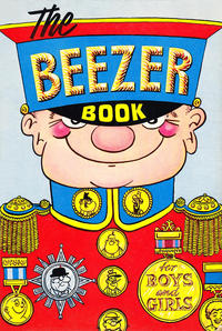 Cover Thumbnail for The Beezer Book (D.C. Thomson, 1958 series) #[1964]
