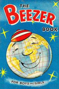 Cover Thumbnail for The Beezer Book (D.C. Thomson, 1958 series) #[1961]