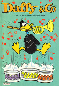 Cover Thumbnail for Daffy & Co (Semic, 1985 series) #7/1985