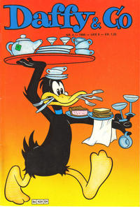 Cover Thumbnail for Daffy & Co (Semic, 1985 series) #4/1986