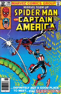 Cover Thumbnail for Marvel Team-Up (Marvel, 1972 series) #106