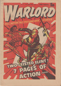 Cover Thumbnail for Warlord (D.C. Thomson, 1974 series) #5