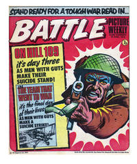 Cover Thumbnail for Battle Picture Weekly (IPC, 1975 series) #19 June 1976 [68]
