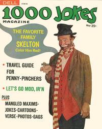 Cover Thumbnail for 1000 Jokes (Dell, 1939 series) #121