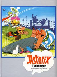 Cover Thumbnail for Asterix [Seriesamlerklubben] (Hjemmet / Egmont, 1998 series) #[4] - Tvekampen