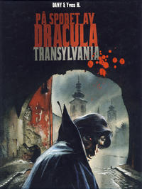 Cover Thumbnail for På sporet av Dracula (Faraos Cigarer, 2007 series)