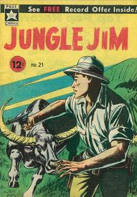 Cover Thumbnail for Jungle Jim (Yaffa / Page, 1965 series) #21