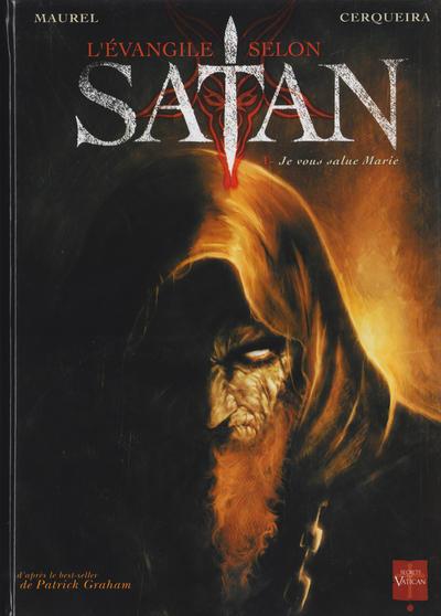 Cover for L'Évangile selon Satan (Soleil, 2009 series) #1