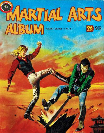 Cover for Planet Series (K. G. Murray, 1977 series) #v3#6