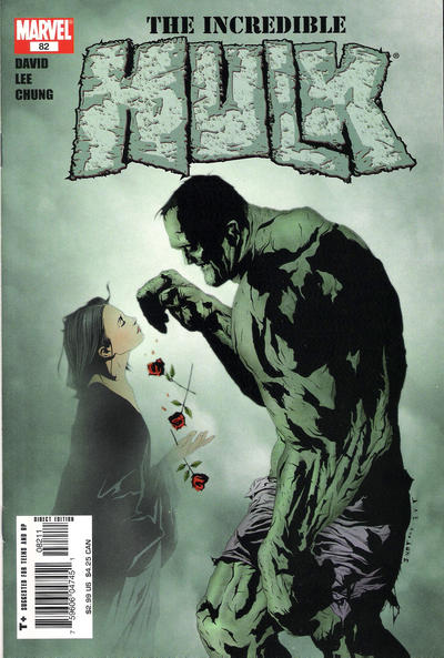 Cover for Incredible Hulk (Marvel, 2000 series) #82 [Newsstand Edition]