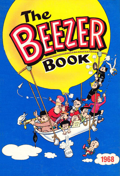 Cover for The Beezer Book (D.C. Thomson, 1958 series) #1968