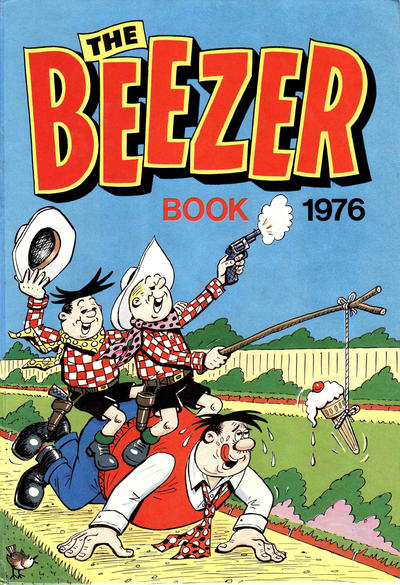 Cover for The Beezer Book (D.C. Thomson, 1958 series) #1976