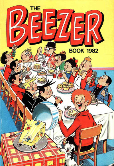 Cover for The Beezer Book (D.C. Thomson, 1958 series) #1982