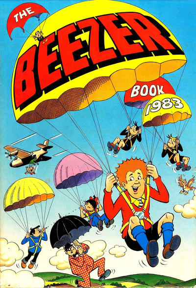 Cover for The Beezer Book (D.C. Thomson, 1958 series) #1983
