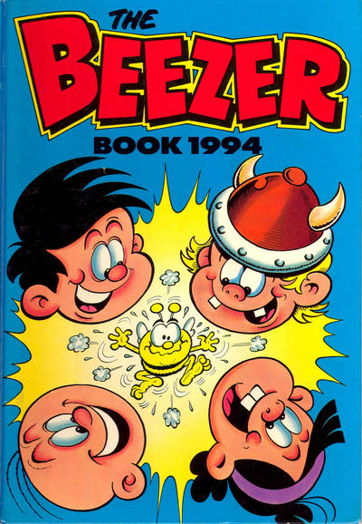 Cover for The Beezer Book (D.C. Thomson, 1958 series) #1994