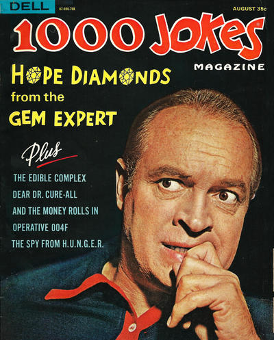 Cover for 1000 Jokes (Dell, 1939 series) #122