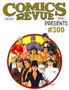 Cover for Comics Revue (Manuscript Press, 1985 series) #299-300