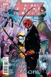 Cover for Avengers Academy (Marvel, 2010 series) #13