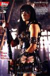 Cover for Hercules: The Legendary Journeys (Topps, 1996 series) #3 [Photo Cover]