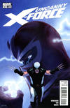 Cover for Uncanny X-Force (Marvel, 2010 series) #9