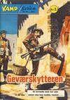 Cover for Kamp-serien (Serieforlaget / Se-Bladene / Stabenfeldt, 1964 series) #32/1972