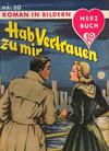 Cover for Herzbuch (Lehning, 1954 series) #20