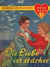 Cover for Herzbuch (Lehning, 1954 series) #26