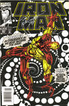 Cover Thumbnail for Iron Man (1968 series) #307 [Newsstand Edition]