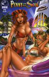 Cover for Penny for Your Soul (Big Dog Ink, 2010 series) #6 [Cover B]