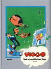 Cover for Viggo [Seriesamlerklubben] (Semic, 1986 series) #10 - Spøk og spetakkel med Viggo