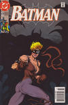 Cover Thumbnail for Batman (1940 series) #479 [Newsstand]