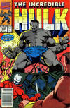 Cover Thumbnail for The Incredible Hulk (1968 series) #369 [Newsstand]