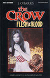 Cover for The Crow (Kult Editionen, 1994 series) #[3] Flesh & Blood