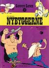 Cover for Lucky Luke (Nordisk Forlag, 1973 series) #12 - Nybyggerne