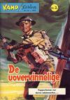 Cover for Kamp-serien (Serieforlaget / Se-Bladene / Stabenfeldt, 1964 series) #14/1972