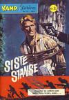 Cover for Kamp-serien (Serieforlaget / Se-Bladene / Stabenfeldt, 1964 series) #12/1972