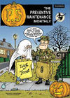 Cover for P.S. Magazine: The Preventive Maintenance Monthly (Department of the Army, 1951 series) #563