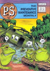Cover for P.S. Magazine: The Preventive Maintenance Monthly (Department of the Army, 1951 series) #525