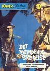 Cover for Kamp-serien (Serieforlaget / Se-Bladene / Stabenfeldt, 1964 series) #8/1972