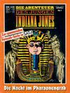 Cover for Die Abenteuer des jungen Indiana Jones (Bastei Verlag, 1993 series) #1