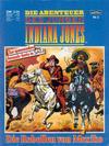 Cover for Die Abenteuer des jungen Indiana Jones (Bastei Verlag, 1993 series) #2