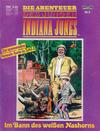 Cover for Die Abenteuer des jungen Indiana Jones (Bastei Verlag, 1993 series) #3