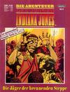 Cover for Die Abenteuer des jungen Indiana Jones (Bastei Verlag, 1993 series) #4