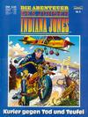 Cover for Die Abenteuer des jungen Indiana Jones (Bastei Verlag, 1993 series) #5