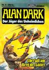 Cover for Alan Dark (Bastei Verlag, 1983 series) #3